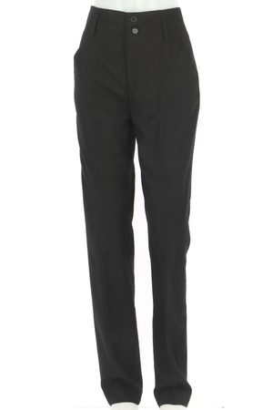 AUTRE MARQUE Grey Polyester Trousers