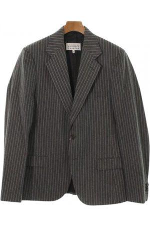 Maison Martin Margiela Grey Cotton Jackets