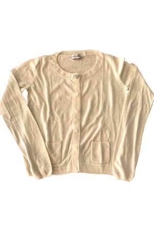 Moncler Ecru Wool Knitwear