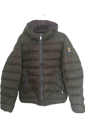 Ciesse Khaki Synthetic Jackets