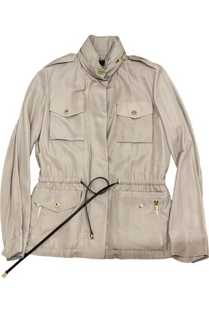 Loro Piana Silk Leather Jackets