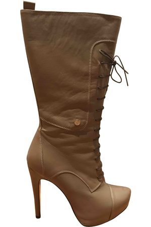 ISLO ISABELLA LORUSSO Leather Boots