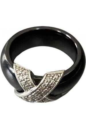GUY LAROCHE Anthracite Ceramic Rings