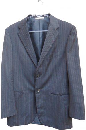 Nina Ricci Grey Wool Jackets