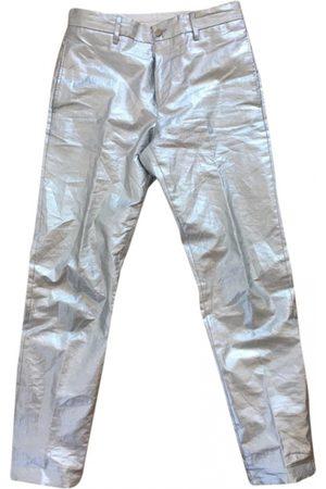 Acne Studios Linen Trousers
