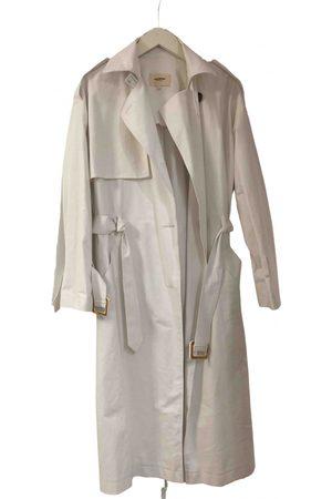 Nanushka Cotton Trench Coats