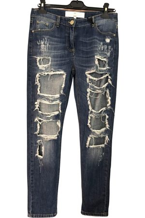 Elisabetta Franchi Cotton - elasthane Jeans