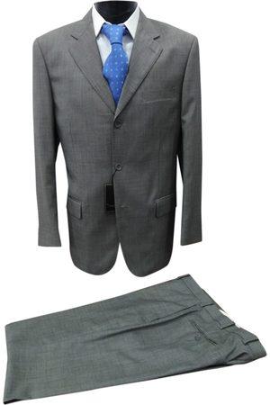 AUTRE MARQUE Ecru Wool Suits