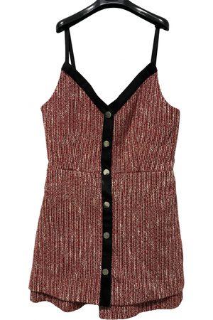 Maje Cotton Jumpsuits