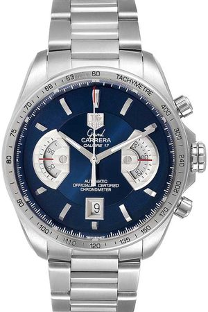 Tag Heuer Stainless Steel Grand Carrera Limited Edition CAV511F Men's Wristwatch 43 MM