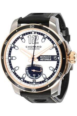 Chopard 18K Rose Gold And Titanium Grand Prix de Monaco Historique 168569-9001 Men's Wristwatch 44.5 MM