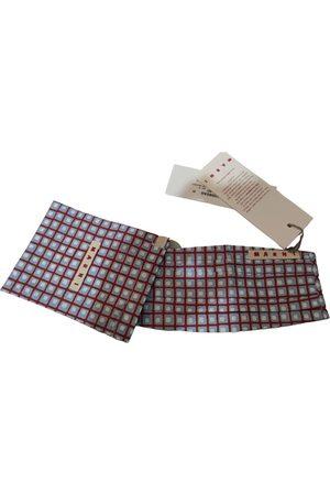 Marni Multicolour Cotton Scarves