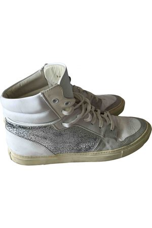 Sandro Men Sneakers - Leather Trainers