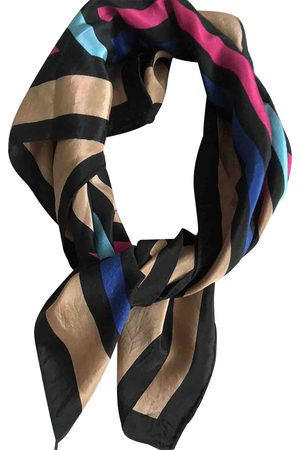 Oroton Multicolour Silk Scarves