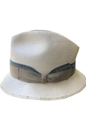 Borsalino Wicker Hat
