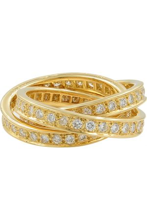 Cartier Gold Rings