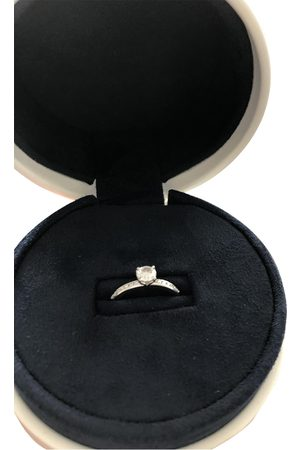 Fred Women Rings - Anthracite Platinum Rings