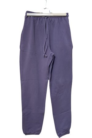 MESHKI Spandex Trousers