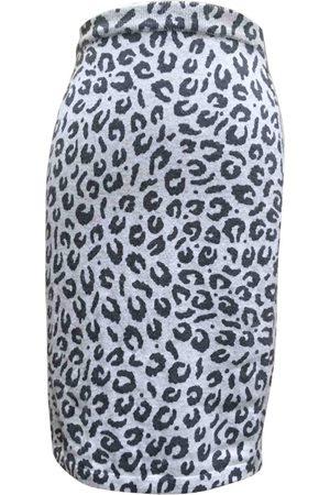 KRIZIA Wool mid-length skirt