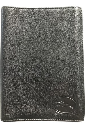 Longchamp Men Wallets - Leather Small Bags\, Wallets & Cases