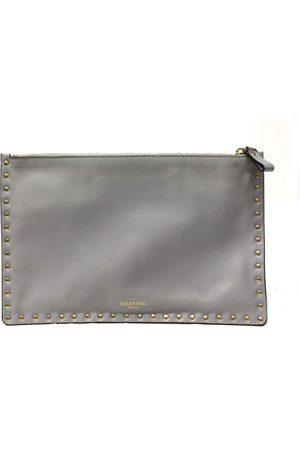 VALENTINO GARAVANI Leather Clutch Bags