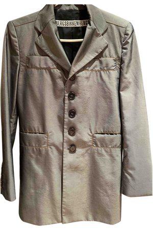 DIRK BIKKEMBERGS Grey Suits