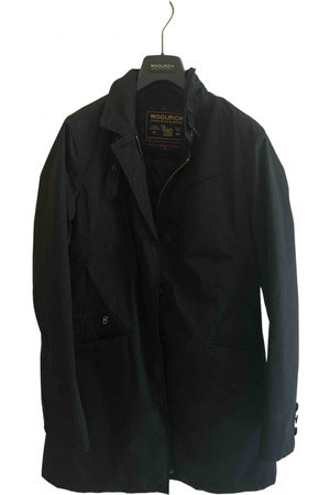 Woolrich Polyester Trench Coats