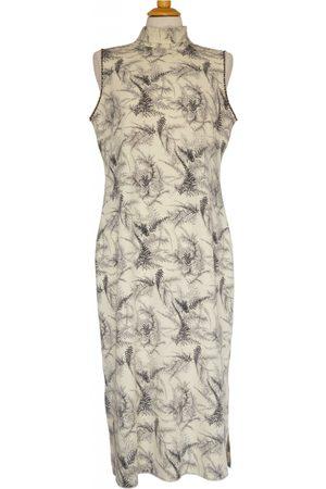 Julie Fagerholt Heartmade Ecru Viscose Dresses