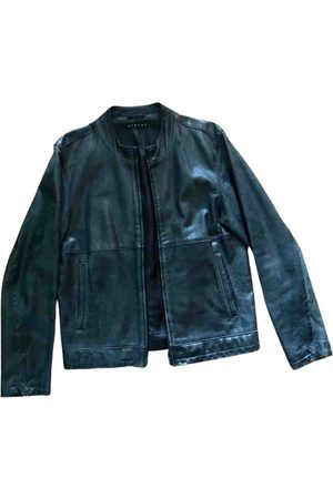 Sisley Leather Jackets