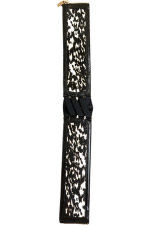Jimmy Choo Multicolour Leather Belts