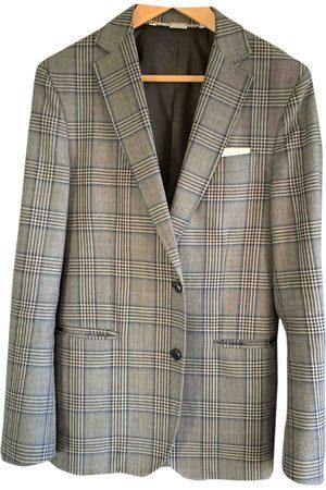 DIRK BIKKEMBERGS Men Jackets - Multicolour Wool Jackets