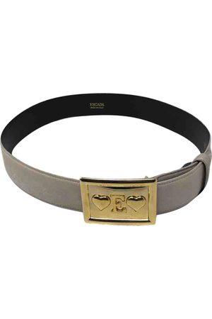 Escada Leather belt