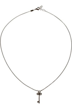 AS29 Grey White gold Necklaces