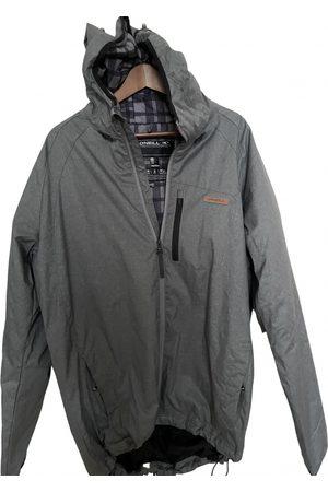 O'Neill Grey Cotton Jackets