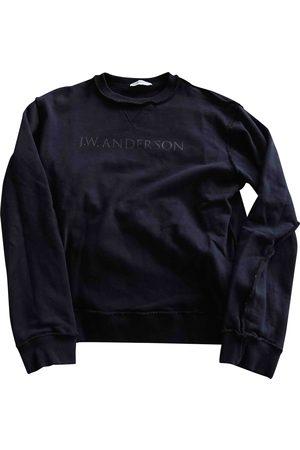 J.W.Anderson Navy Cotton Knitwear & Sweatshirts