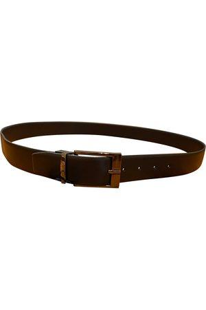 Cavalli Class Leather Belts
