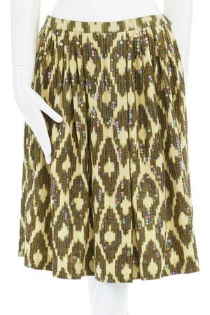 ASHISH Linen Skirts