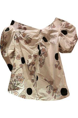 ISA ARFEN Multicolour Cotton Tops