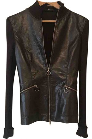 Moschino Women Leather Jackets - Leather Jackets