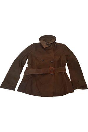 Max Mara Leather Coats