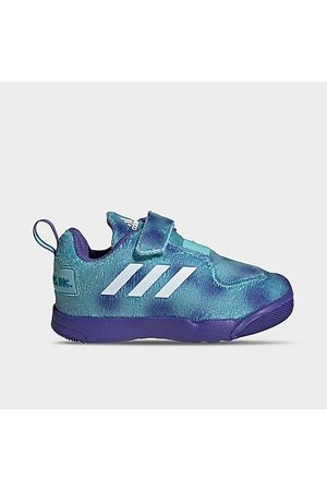 adidas Kids' Toddler Disney Monsters, Inc. ActivePlay Training Shoes in /Sonic Aqua Size 4.0