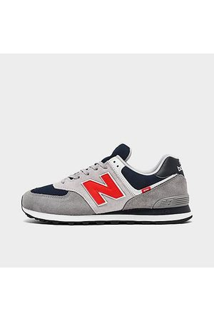 New Balance Men's 574 Casual Shoes Size 7.5 Suede