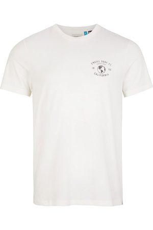 O'Neill Men Short Sleeve - It´s A Small World Short Sleeve T-shirt M Egret