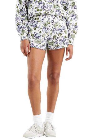 Levi's Marty Denim Shorts M Lynn Floral Plein