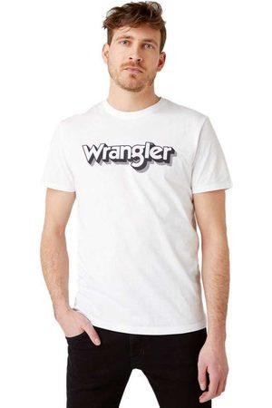Wrangler Logo Short Sleeve T-shirt XXXL
