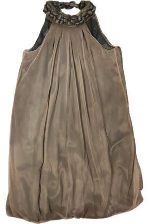 Hoss Intropia Silk mini dress