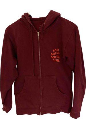 ANTI SOCIAL SOCIAL CLUB Cotton Knitwear & Sweatshirts