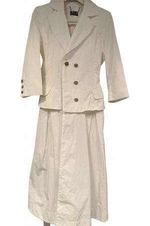 Elisabetta Franchi Polyester Trench Coats