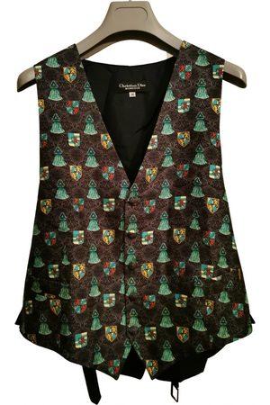 Dior Multicolour Silk Knitwear & Sweatshirts