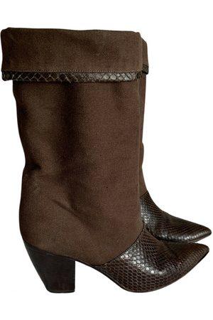 WALTER STEIGER Cloth Boots